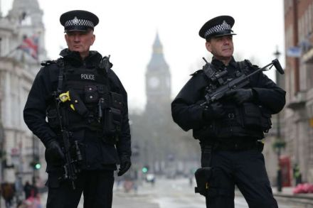 Woman shot by police in London counterterror operation