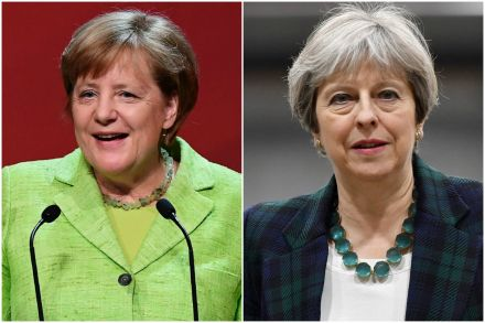 Britain must settle 'people, money and Ireland' first — EU President's letter