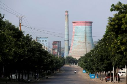 Pakistan ramps up coal power with Chinese-backed plants