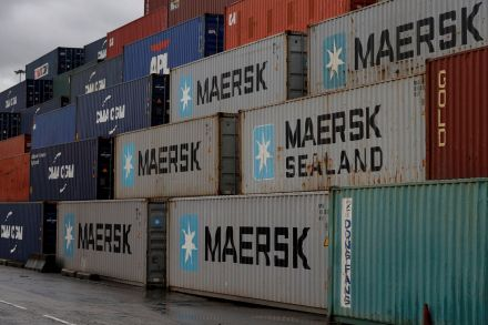 Moller-Maersk profit up as oil unit improves, shipping lags