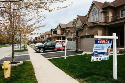 Canada home sales fall in April as market cools after government measures