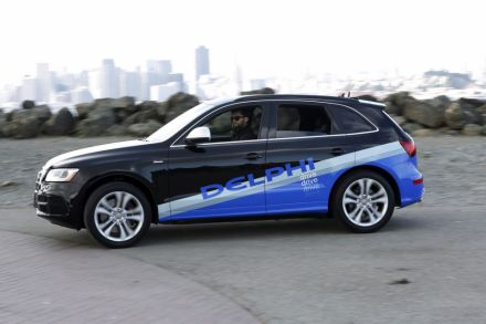 Intel, BMW, Mobileye add Delphi to autonomous auto  tech super-group