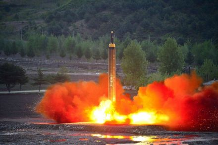 North Korea Missile Test Shows that Program is Developing Faster Than Expected