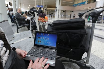 Intel sharing at heart of US, Europe talks on laptop ban