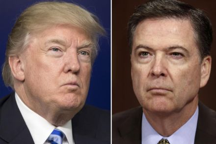 Comey Agrees to Testify in Open Hearing Before Senate Intel Committee