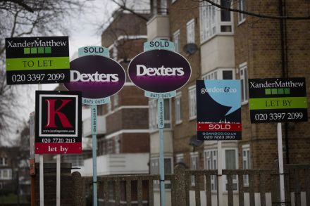 Price of property coming to market reaches record high