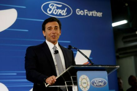 Fields out at Ford; new CEO Hackett known for turnarounds