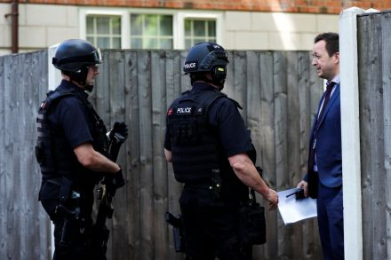 UK police make 7th arrest in Manchester terror probe