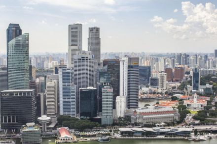 Singapore sees 2017 GDP growth topping 2% on improving global outlook