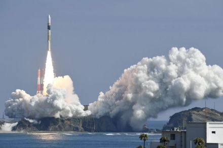 Japan's 2nd GPS-type satellite launched