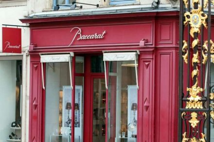 France's Baccarat to be acquired by China investment fund