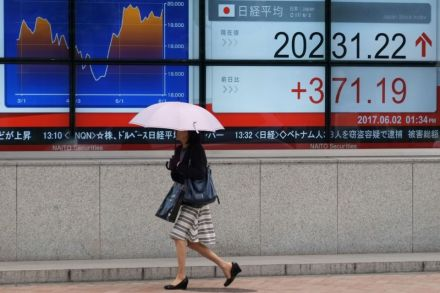 Nikkei 225 Tops 20000 as Investors Take Second Look at Japan