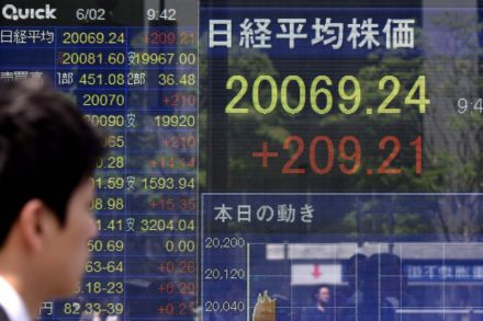 Asia stocks firm as upbeat US, European data boosts confidence