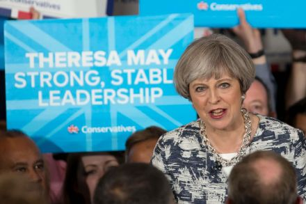 Theresa May's Chiefs of Staff Resign After Election Results