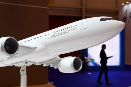 Airbus predicts $5.3 trillion jet demand, trims traffic outlook