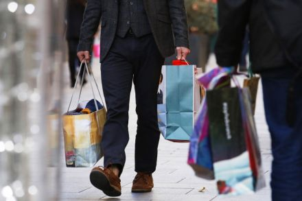 Consumer spend drops for first time since 2013