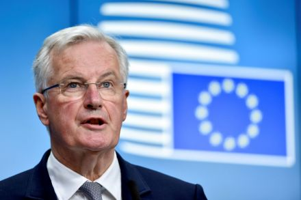 42837007 - 09_06_2017 - BRITAIN-ELECTION_EU-BARNIER.jpg
