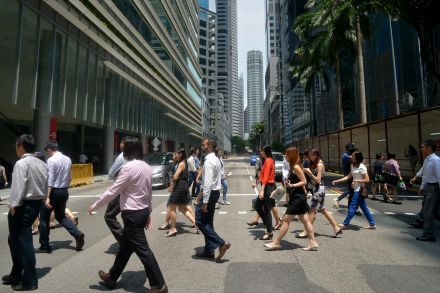 Singapore's unemployment remains at 2.2 pct in Q1