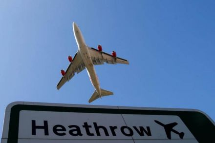 Baggage handling disrupted at two Heathrow Airport terminals