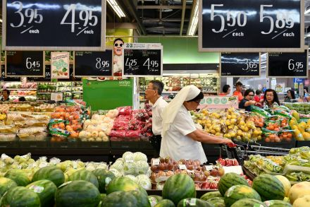 Singapore headline inflation in May rises to 1.4% yoy