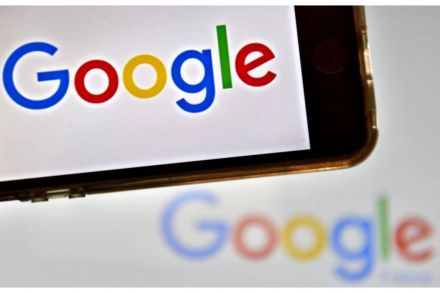 EU fines Google a record 2.42 billion euros