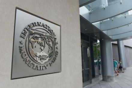 International Monetary Fund  trims economic forecast for US