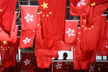 China: Hong Kong handover agreement 'no longer relevant'