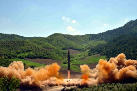 Taiwan condemns North Korean ballistic missile test