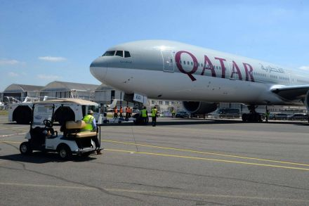 Qatar Airways buys stake in Cathay Pacific