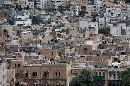 Hebron now endangered heritage site