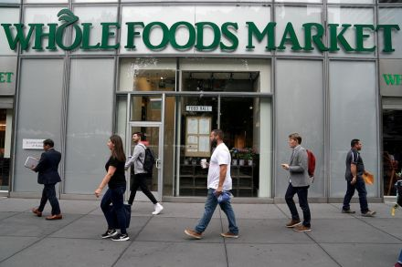 Amazon wasn't the only company that tried to buy Whole Foods