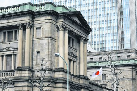 Bank of Japan Punches Down Bond Yields