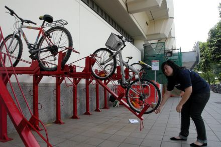 Lta To Call Tender To Install 3 000 Bicycle Parking Lots At 28 Mrt