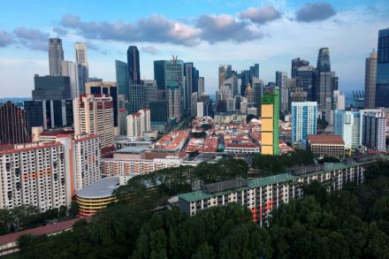 Singapore's GDP grows 2.5% in Q2
