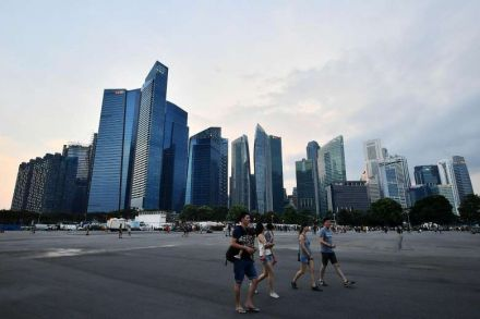 Singapore's GDP grows 2.5 per cent in second quarter of 2017