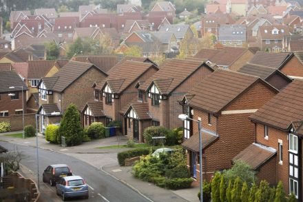 United Kingdom  house prices edge higher amid rising demand