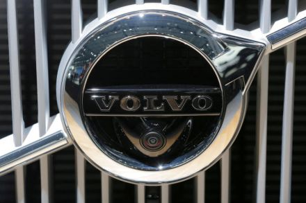 Volvo stock falls as North America deliveries extend contraction