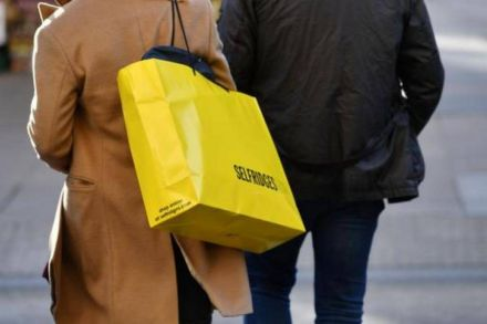 Sunshine lifts United Kingdom retail sales, points to brighter growth