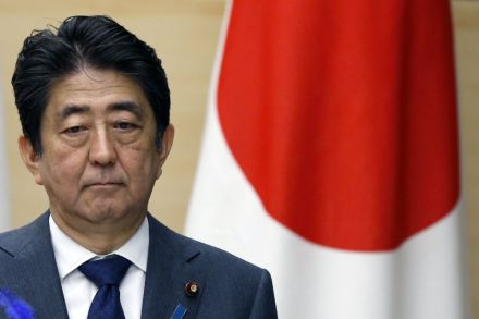 Abe Faces Grilling in Parliament as Support Continues to Fall
