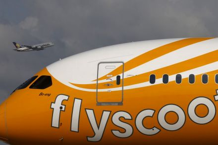 Scoot to double fleet size over next five years