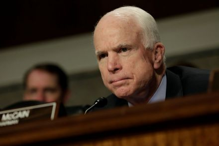 McCain to return to Senate on Tuesday