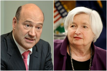 Trump pick Yellen and Cohn as next term  Fed's chair