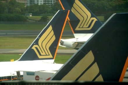 SIA reports lower net profit for Q1, but operating profit rises