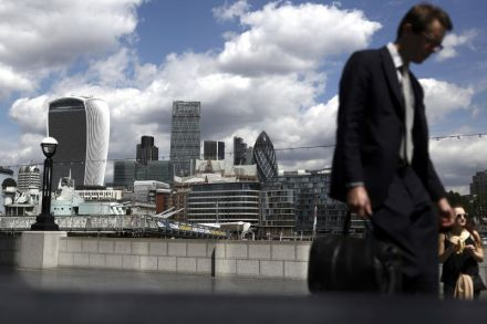 London's Walkie Talkie building sold for $1.7 bln
