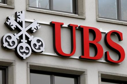 Switzerland's UBS sees 2nd-quarter profit rise 14 percent
