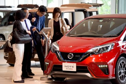 Nissan-Renault at the top in first-half global vehicle sales