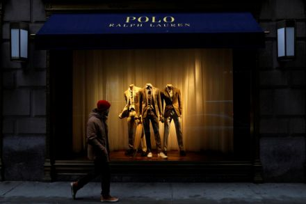 Fewer discounts help Ralph Lauren beat estimates