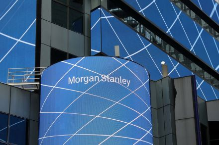 Inc. Lowers Position in Morgan Stanley (MS)