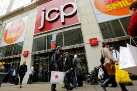 JC Penney reports wider quarterly loss (JCP)