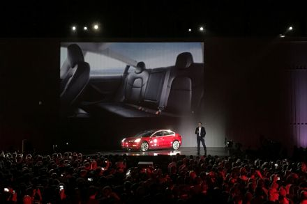 Musk S Electric Car Vision Doubted By Major Parts Suppliers